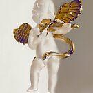Violin cupid by Riko2us