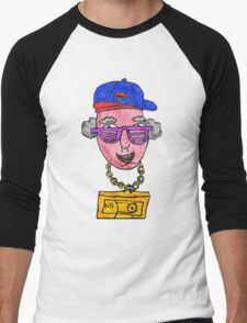 old school Men's Baseball ¾ T-Shirt