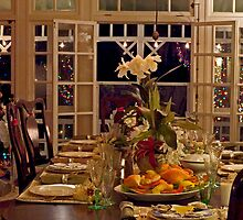 Christmas Dinner At The Edison's by phil decocco
