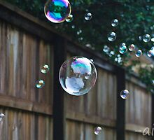 B is for Bubble...Bubble,bubble,bubble... by -aimslo-