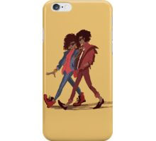 Modern Day Thriller iPhone Case/Skin
