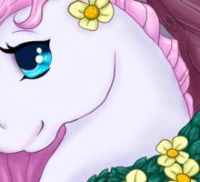 Unicorn Bust Sticker