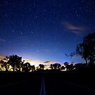 The Starry Road by kmatm