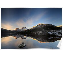 Cradle Mountain Spring Time Poster