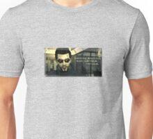 Deus Ex Death and Taxes Unisex T-Shirt