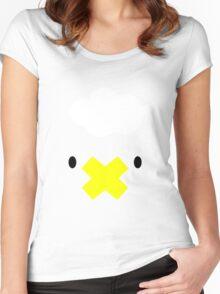 Pokemon - Drifloon / Fuwante Women's Fitted Scoop T-Shirt