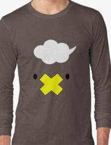Pokemon - Drifloon / Fuwante Long Sleeve T-Shirt