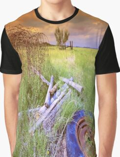 Stormy Day`s Graphic T-Shirt