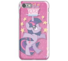 Twilight Birthday iPhone Case/Skin