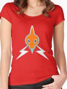 Pokemon - Rotom  Women's Fitted Scoop T-Shirt