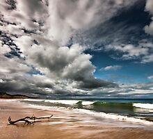 Bancoora Beach by STEViE VOiCE