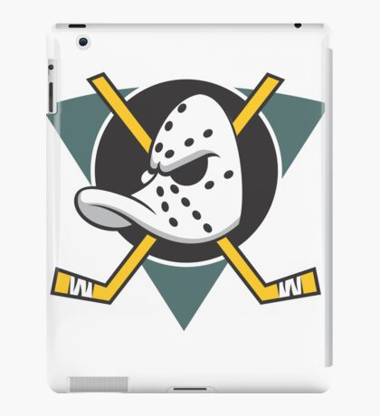 Mighty Ducks of Anaheim NHL Hockey League  iPad Case/Skin