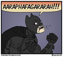 Batman Grumbles by Longburns