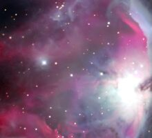 Orion Nebula Sticker
