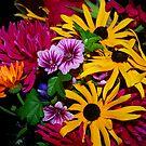 Summer Bouquet by Tori Snow