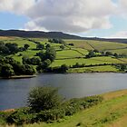 Ladybower Reservoir by Tom Curtis