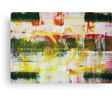 Abstract: The Third Bank of the River  Canvas Print