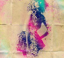 Splatterpaint Case by Livid by Livid