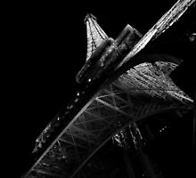 Eiffel Tower by Bjorn Olsson