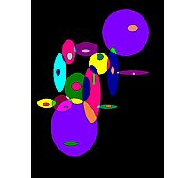 Orbital Relationships Photographic Print