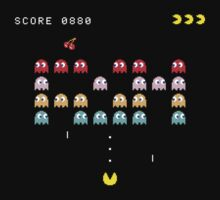 Pac Invaders by Richard Heath