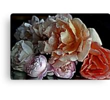 """""""A Simple Bouquet..."""" Canvas Print"""