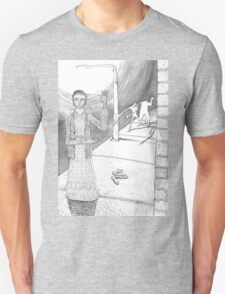 Defiance of Street Harassment Unisex T-Shirt