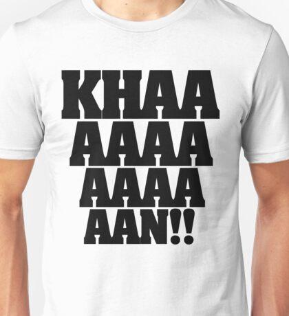 KHAN! Unisex T-Shirt