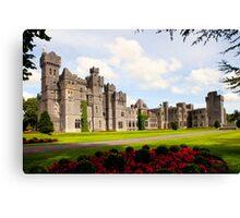 Ashford Castle Canvas Print