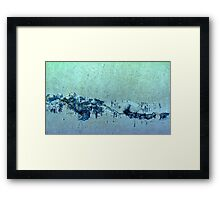 Rocky Mountain Dawn Framed Print