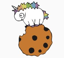 Arnold the Unicorn Noms a Cookie by Emma Rothapfel
