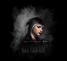 Black Widow Ashe by VioletCat