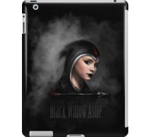 Black Widow Ashe iPad Case/Skin
