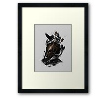 Legends Fall Framed Print