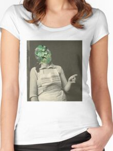 Emerald Wife Women's Fitted Scoop T-Shirt
