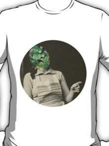 Emerald Wife Sticker T-Shirt
