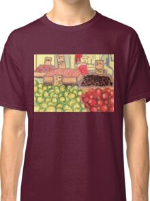 papayas and apples Classic T-Shirt