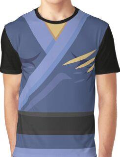Garb of the Adept Ninja (Black Belt) Graphic T-Shirt