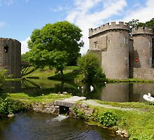 Whittington Castle by Yampimon