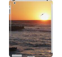 Trigg Beach at Sunset, Western Australia iPad Case/Skin