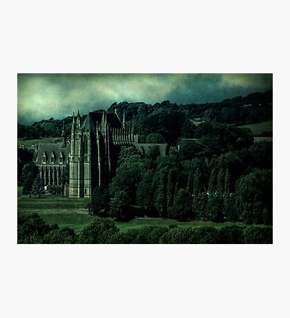 Welcome To Wizardry School Photographic Print