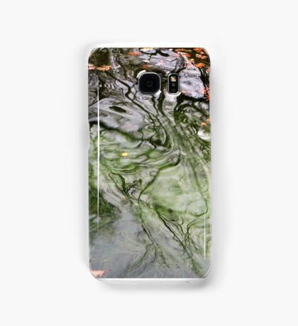 Green Water Samsung Galaxy Case/Skin