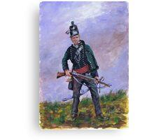 The Rifleman Canvas Print