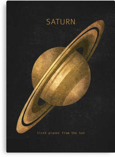 Saturn  by Terry  Fan