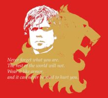 Tyrion - Motivational Quote by Luciënne Daniëlle van Bokhorst