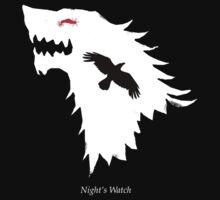 Jon Snow - Night's Watch by Luciënne Daniëlle van Bokhorst