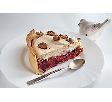 Sweet dessert  Photographic Print