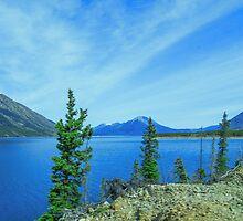 Lake Bennett by Yukondick