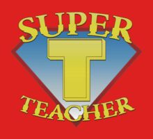 Super Teacher by best-designs