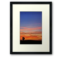 End of Days Framed Print
